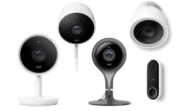 Nest Cam Family