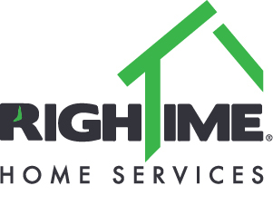 RighTime Home Services Riverside branch logo.