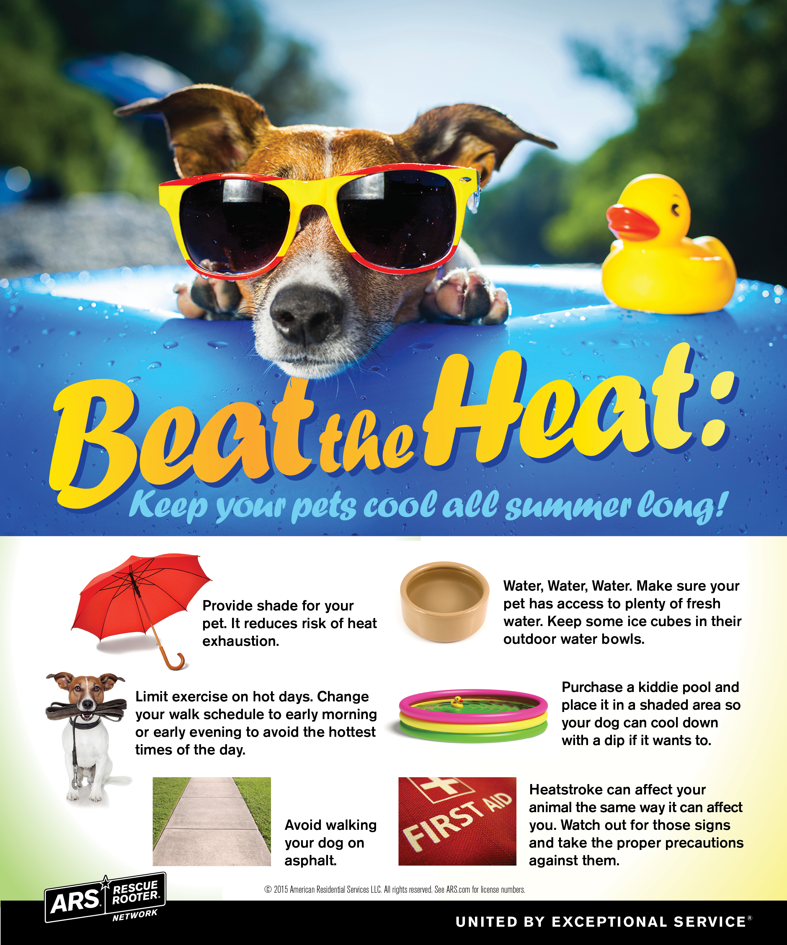 Watch How to Stay Cool on Hot Weather Walks video