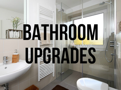 Bathroom Upgrades That Can Add Value To Your Home