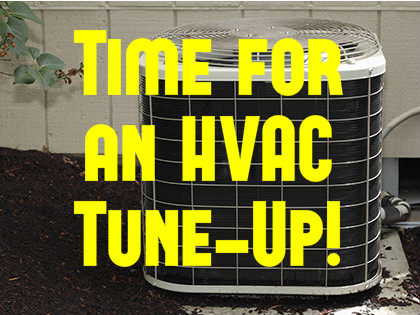Blog | It's Time for an HVAC Tune-up!
